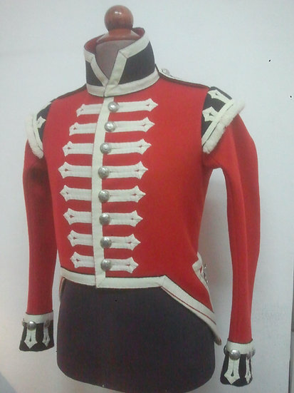 British Foot Guards coat 1799-1815