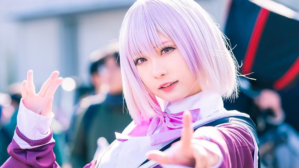 すみれおじさん/紫花菫_新条アカネ