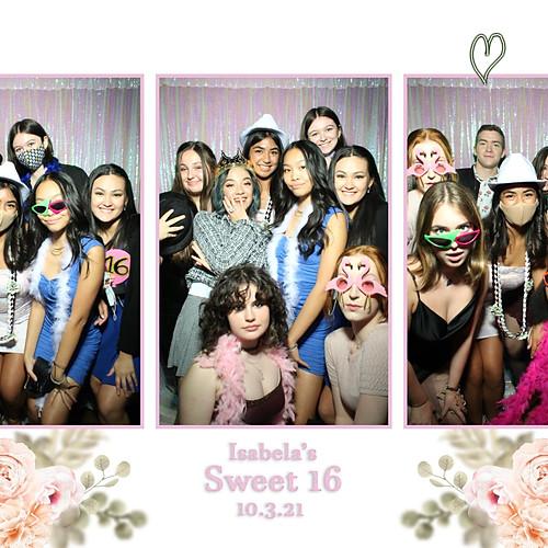 Isabela's Sweet 16