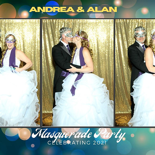 Andrea & Alan