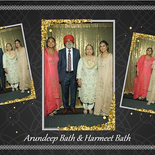 Harmeet & Arundeep
