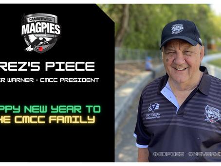 Prez's Piece: Farewell to a legend