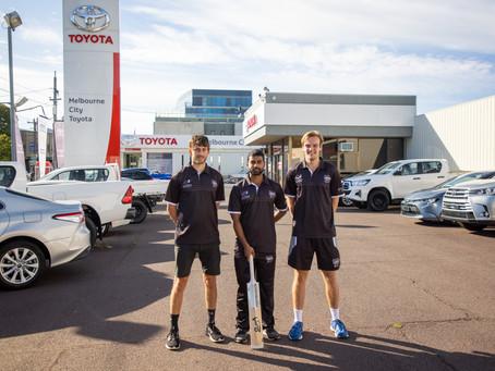 Melbourne City Toyota Gives Back!