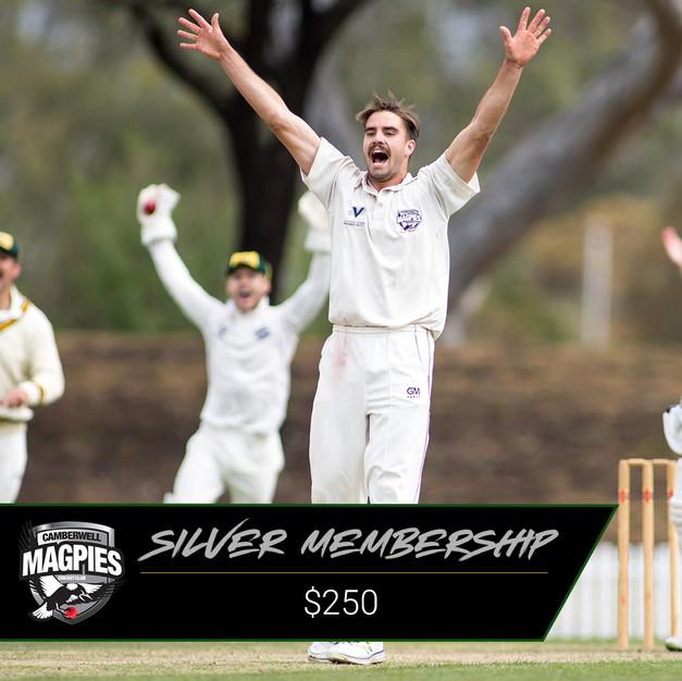 CMCC Silver Membership