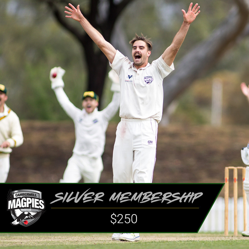 CMCC Silver Membership - 20/21