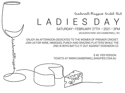 Ladies Day on the Hill