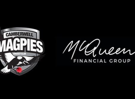 Camberwell Magpies announce McQueen Financial Group as new major partner