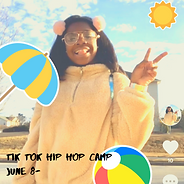 Tik Tok Summer Dance Camp