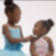 Summer dance class for toddlers