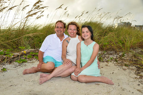 St. Pete Beach family photography