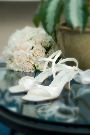 Wedding details at the Grand Plaza