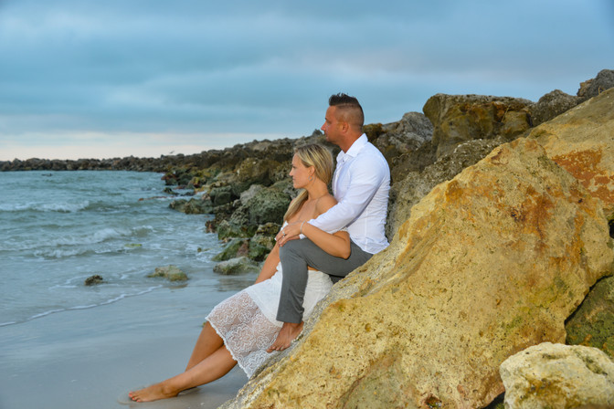 Clearwater Beach Jetty