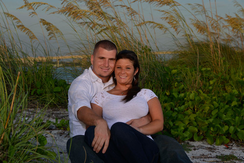 clearwater beach engagement 8
