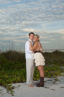 clearwater beach engagement photo 14