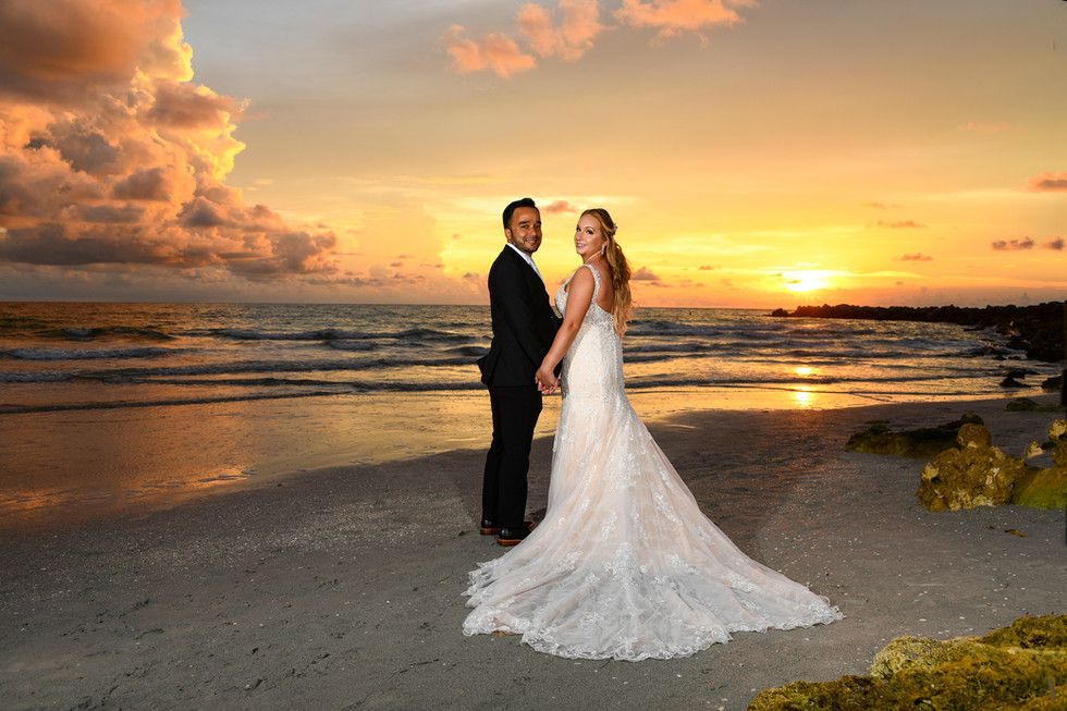 Sand Key Beach formals