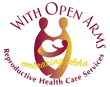 With Open Arms logo
