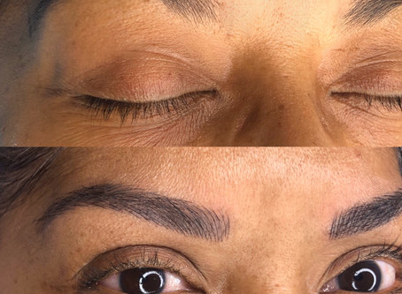 Fancy Faces Hyper Natural Microblading