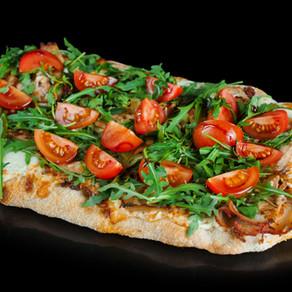 Pizza wie bei den alten Römern