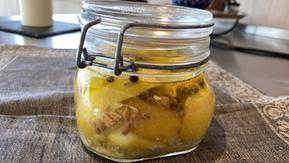 Salz-Zitronen, einfach fermentieren