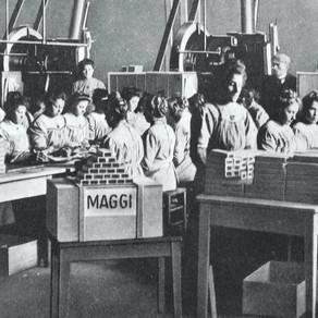 Maggi, ein Sozialunternehmer verbessert die Welt