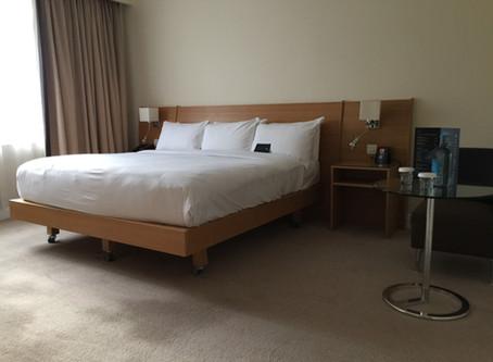 Hilton Hotels Northampton Suite