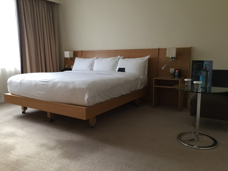 Hilton Hotels Northampton Suite