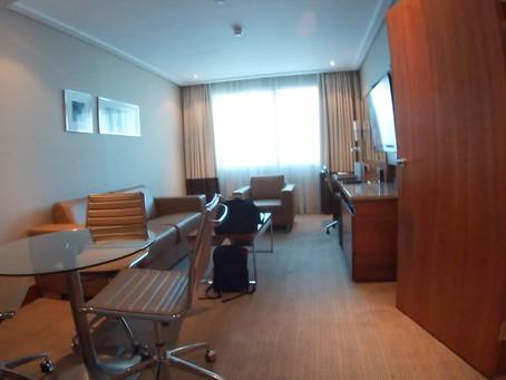 Prestige Suite - Sofitel London Heathrow T5