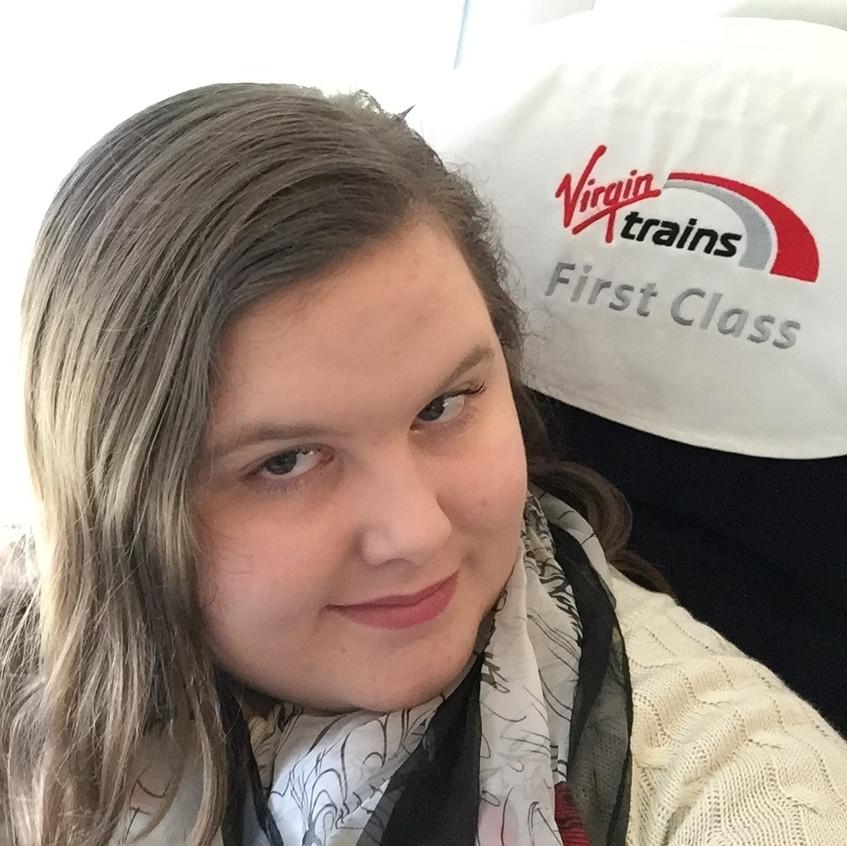 Virgin Trains West Coast May 2016