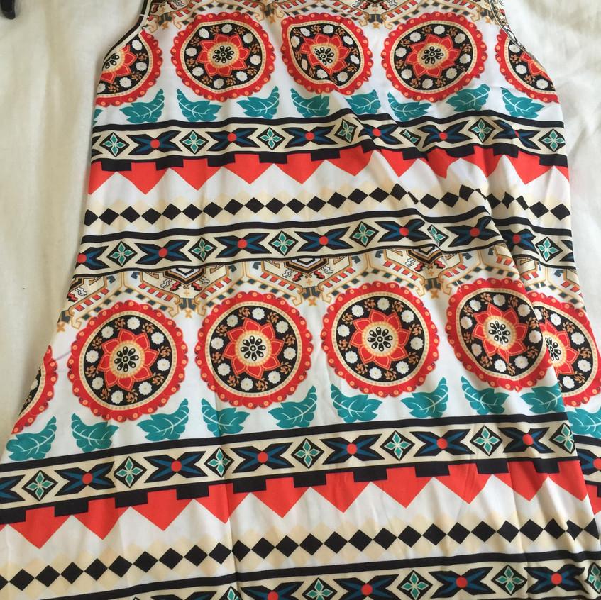 Flare Swing Skater Dress