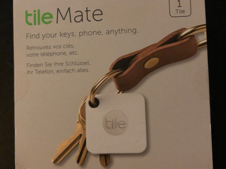 tileMate: How to Stop Losing The Items You Love