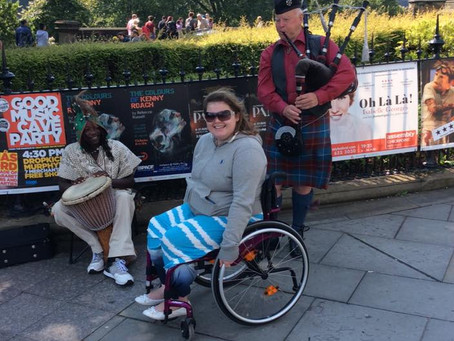 5 Accessible Things To Do In And Around Edinburgh