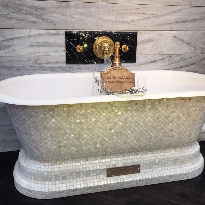 Chadder & Co Bath Display