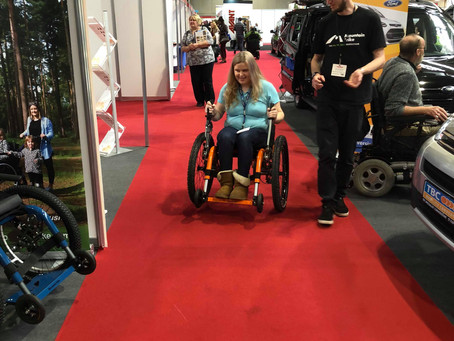 Naidex 2018: Where Truly Accessible Travel Products And Services Are Discovered