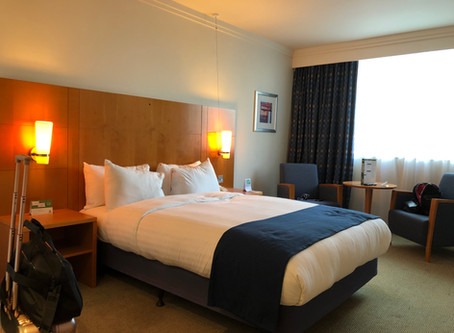 Holiday Inn London Heathrow (M4 J4): Accessible Double Room Review
