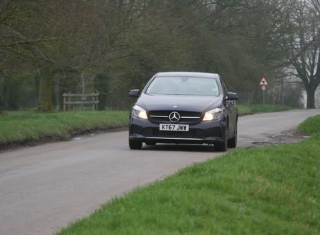 Car Review: Mercedes-Benz A180 SE Trim