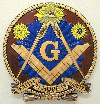 Fantastic masonic art