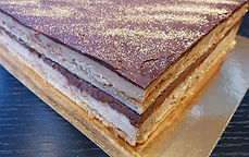 Ohpéra - One of Ganache and pistache delicious desserts