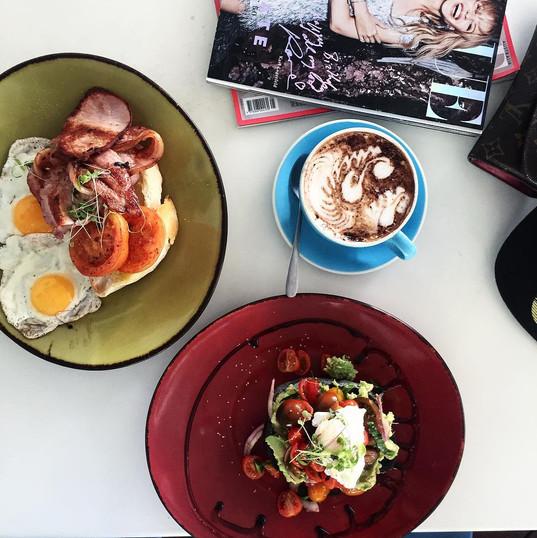 Frühstück Chill Cafe Palm Cove