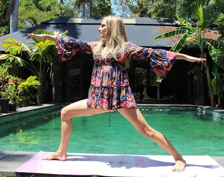 Yoga Unterricht Palm Cove