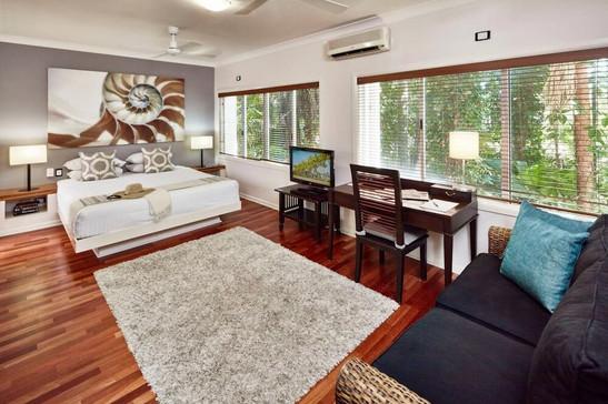 Unterkunft Palm Cove Luxus Australien