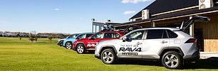 Manawatu + TRC Toyota Rav 4 product laun