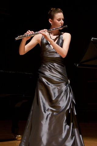 Audra Ziegel Baltimore flute lessons