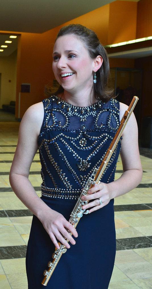 Baltimore flute lessons, Towson Flute lessons, Audra Ziegel