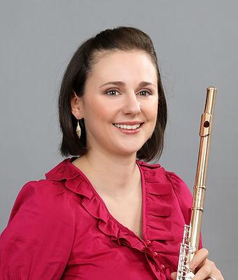 Audra Ziegel, flutist