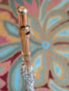 Audra Ziegel, flute lesson instructor