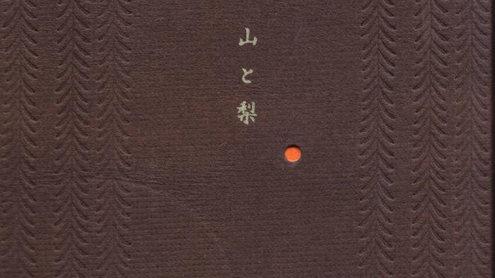 Siren 027 // Andrew Chalk & Daisuke Suzuki 'Yama to nashi' CD album