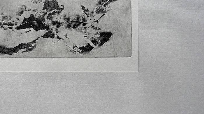 Scie 1516 // Elodie 'Grisailles' LP