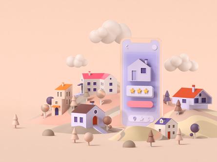 Real Estate Platform Hero
