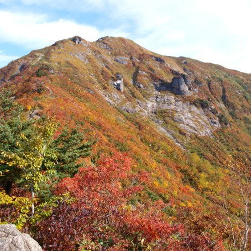 岩櫃山(10月10日)