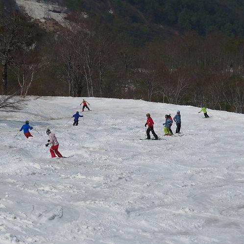 GW奥只見スキーキャンプ2期 5/1(土)~5/3(月)